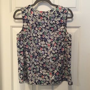 Shell/Sleeveless Blouse